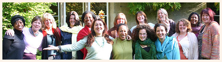 SEED network enterprising women group photo
